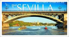 Comienza la II Sevilla International Rowing Masters Regatta