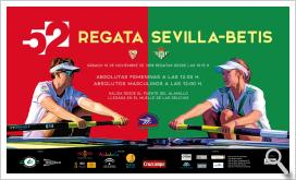 Cartel de la regata.