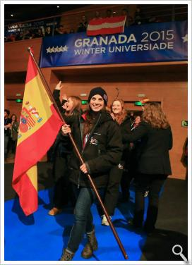 Universiada Granada Sierra Nevada 2015
