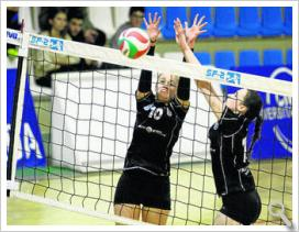 CD Universidad de Granada - Voleibol Femenino Superliga 2