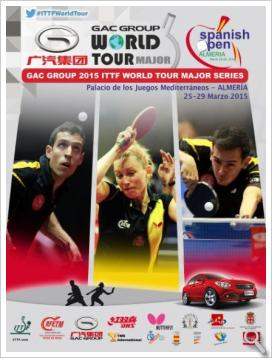 Tenis de Mesa - ITTF World Tour Spanish Open