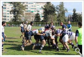 Rugby Masculino 15-03-14