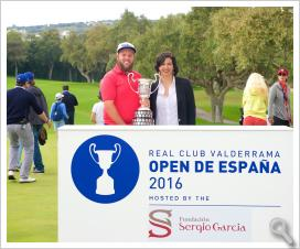 Andrew Johnston se corona en el Real Club Valderrama