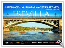 I Sevilla International Rowing Masters Regatta