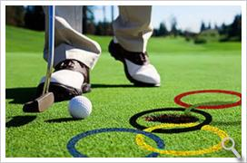 Golf and the 2016 Olympics