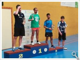 PODIUM DEL TOP DE LOS RECORDS DE BENALMADENA