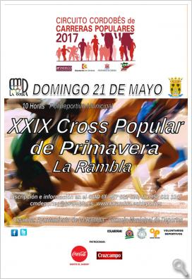 XXIX Cross Popular de Primavera